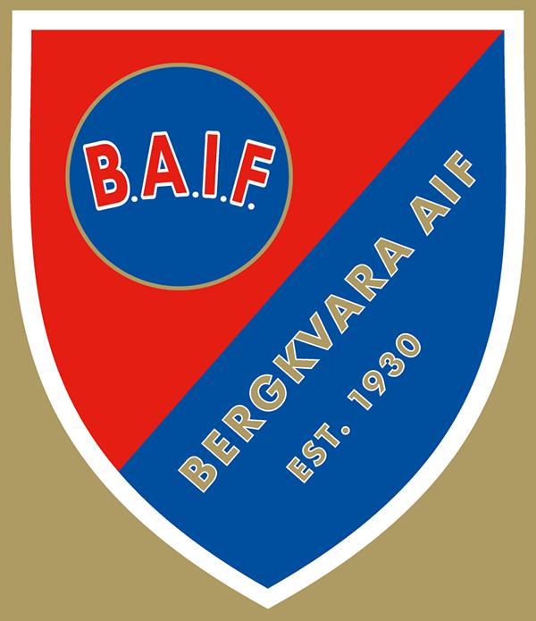 Bergkvara AIF logotyp