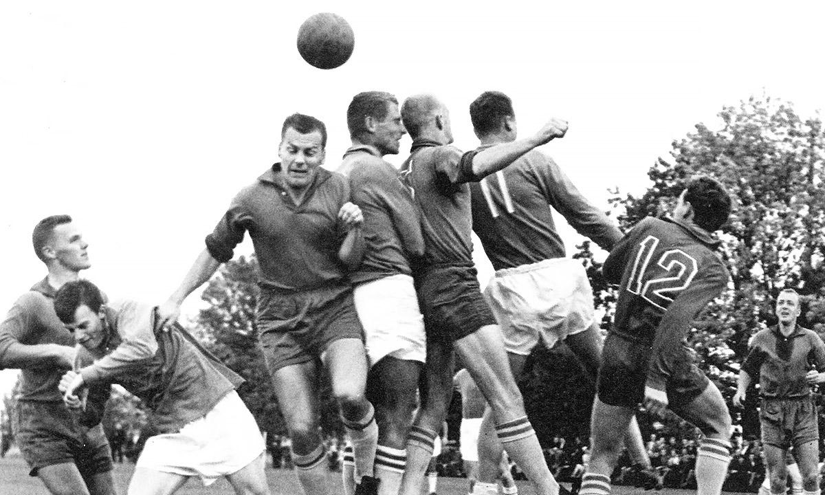Bergkvara AIF seriefinal 1966