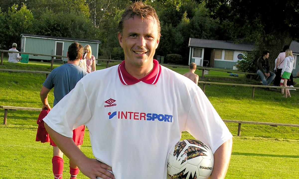 Kent Johansson, Bergkvara AIF