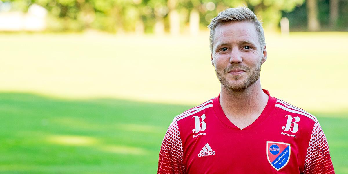 Adam Johansson, Bergkvara AIF