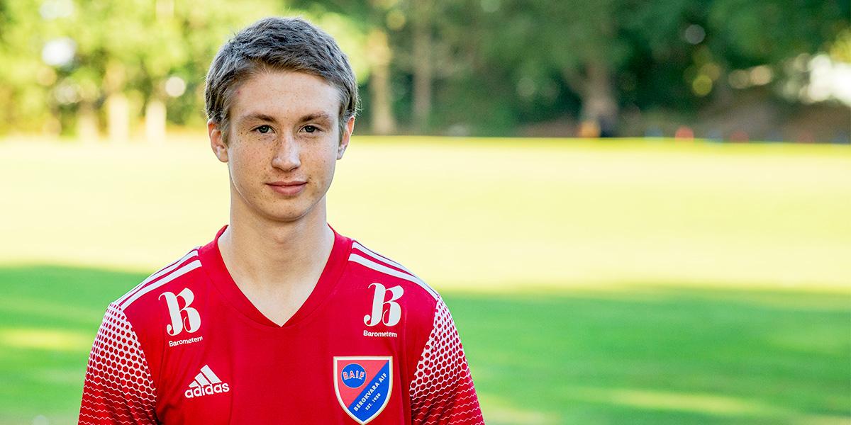 Alexander Eriksson, Bergkvara AIF