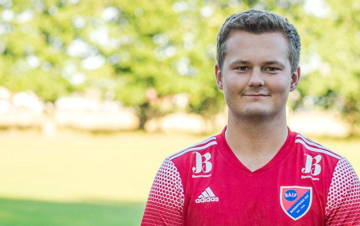 Alexander Olsson, Bergkvara AIF