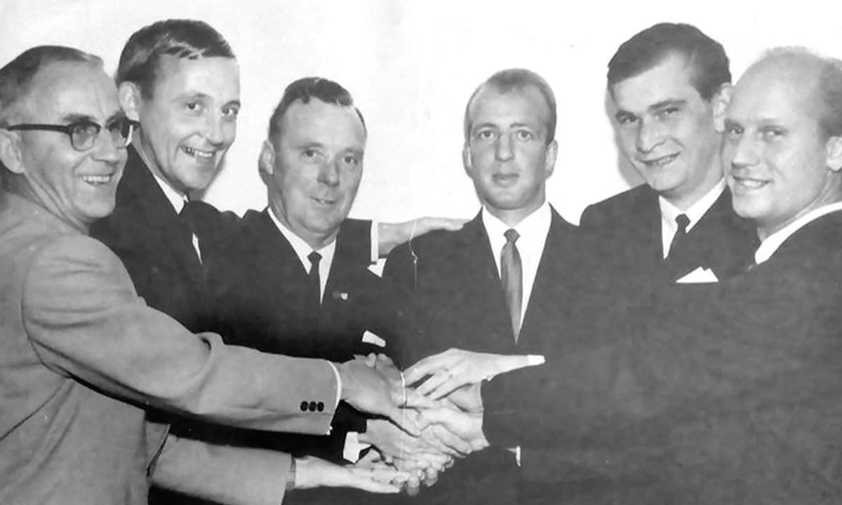 Bergkvara AIF årsfest 1966