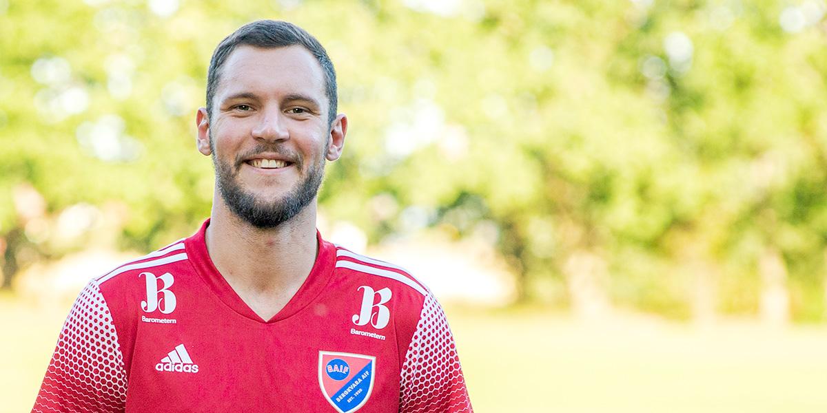 Carl Blomqvist, Bergkvara AIF