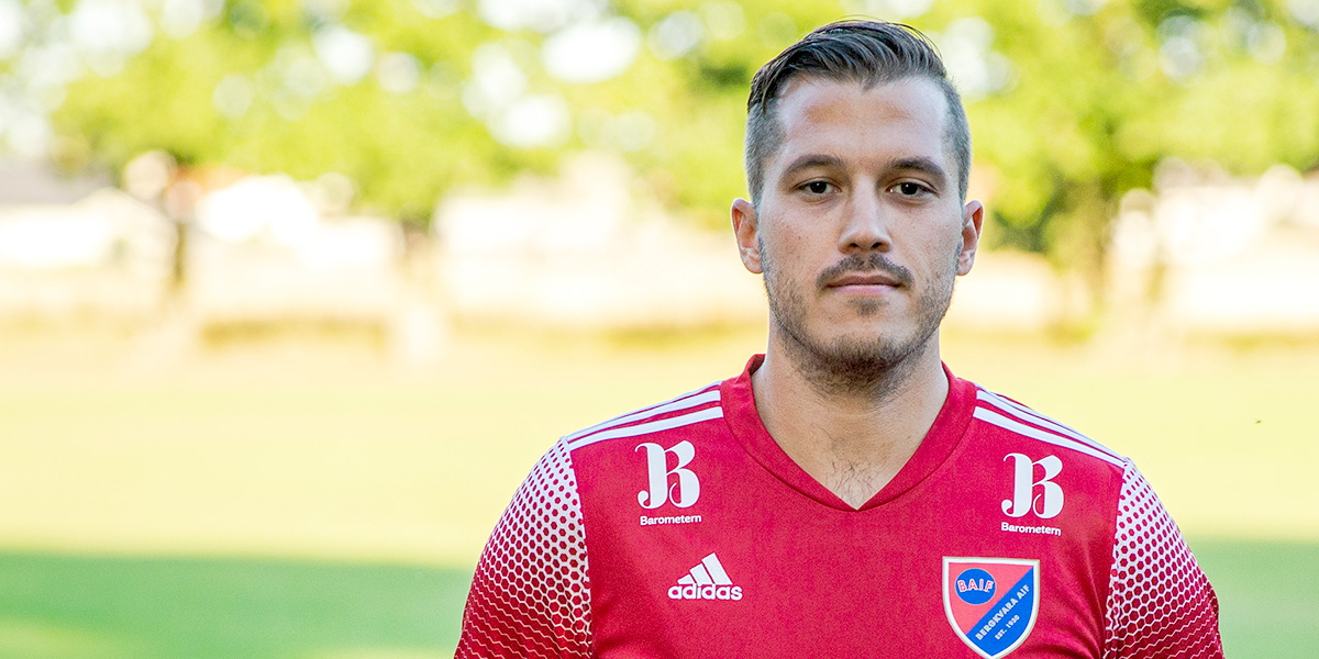 Erik Davidsson, Bergkvara AIF