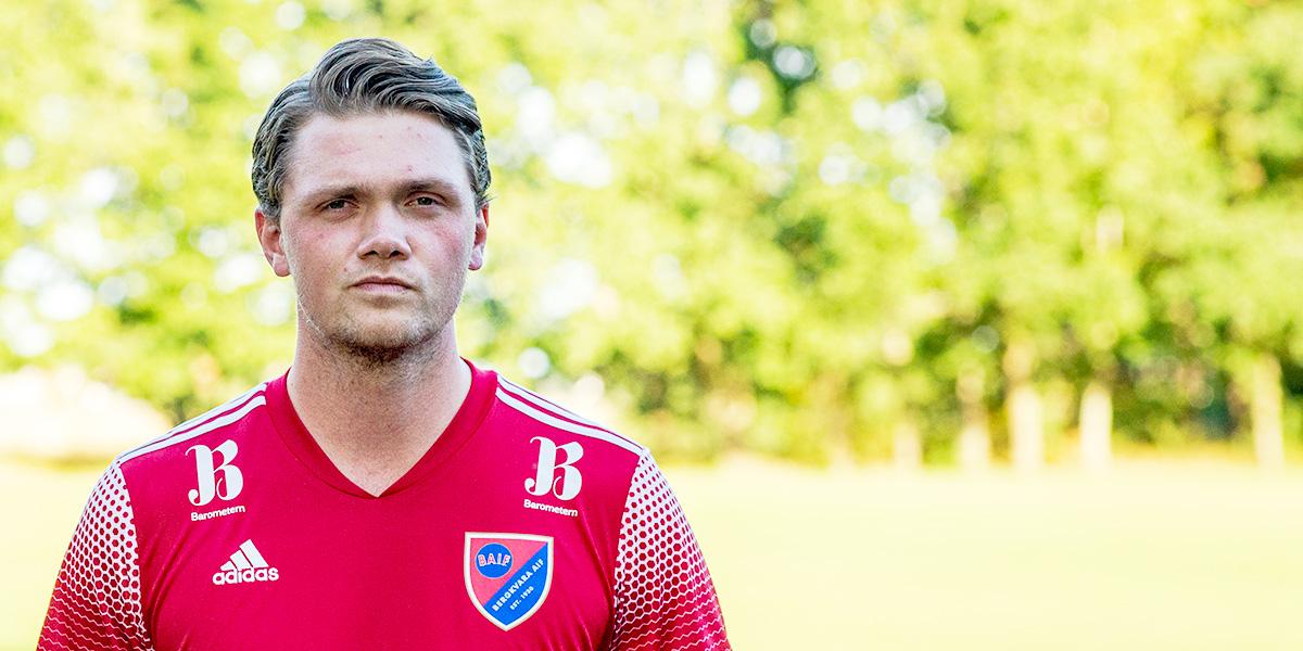 Henric Arvidsson, Bergkvara AIF