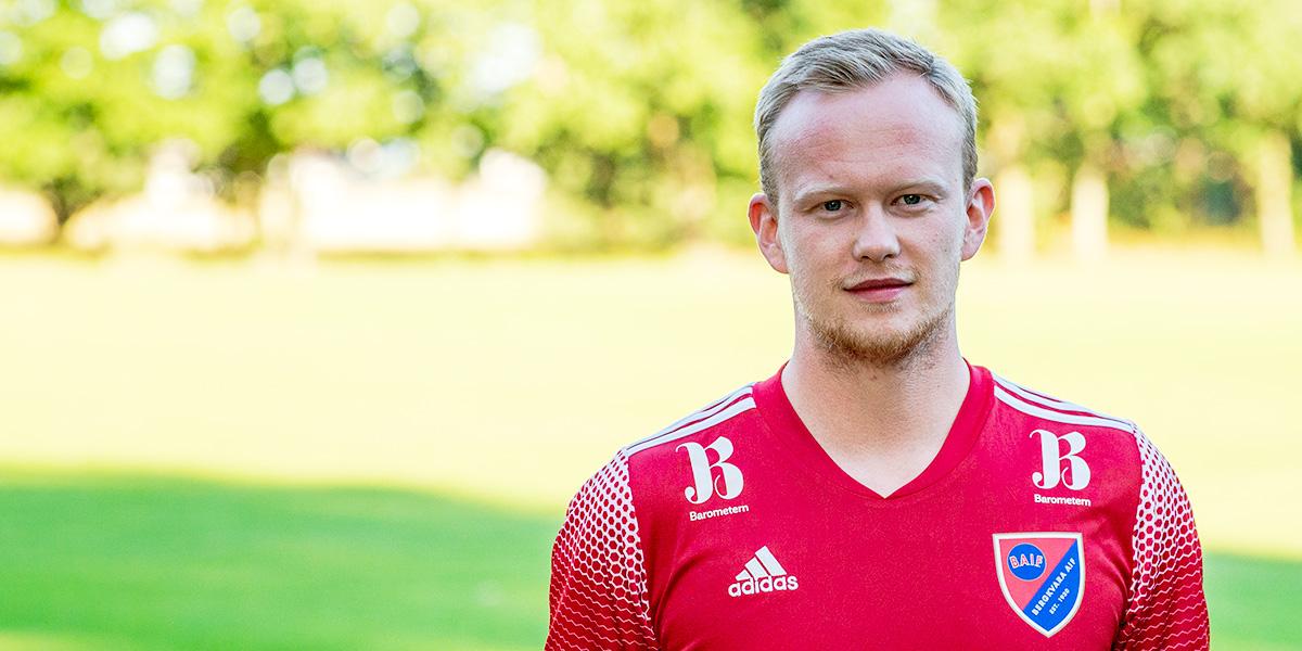 Johan Johansson, Bergkvara AIF