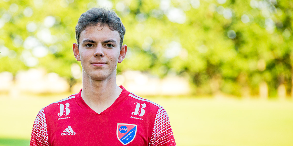 Jonathan Axelsson, Bergkvara AIF