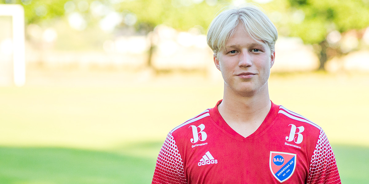 Måns Nilsson, Bergkvara AIF