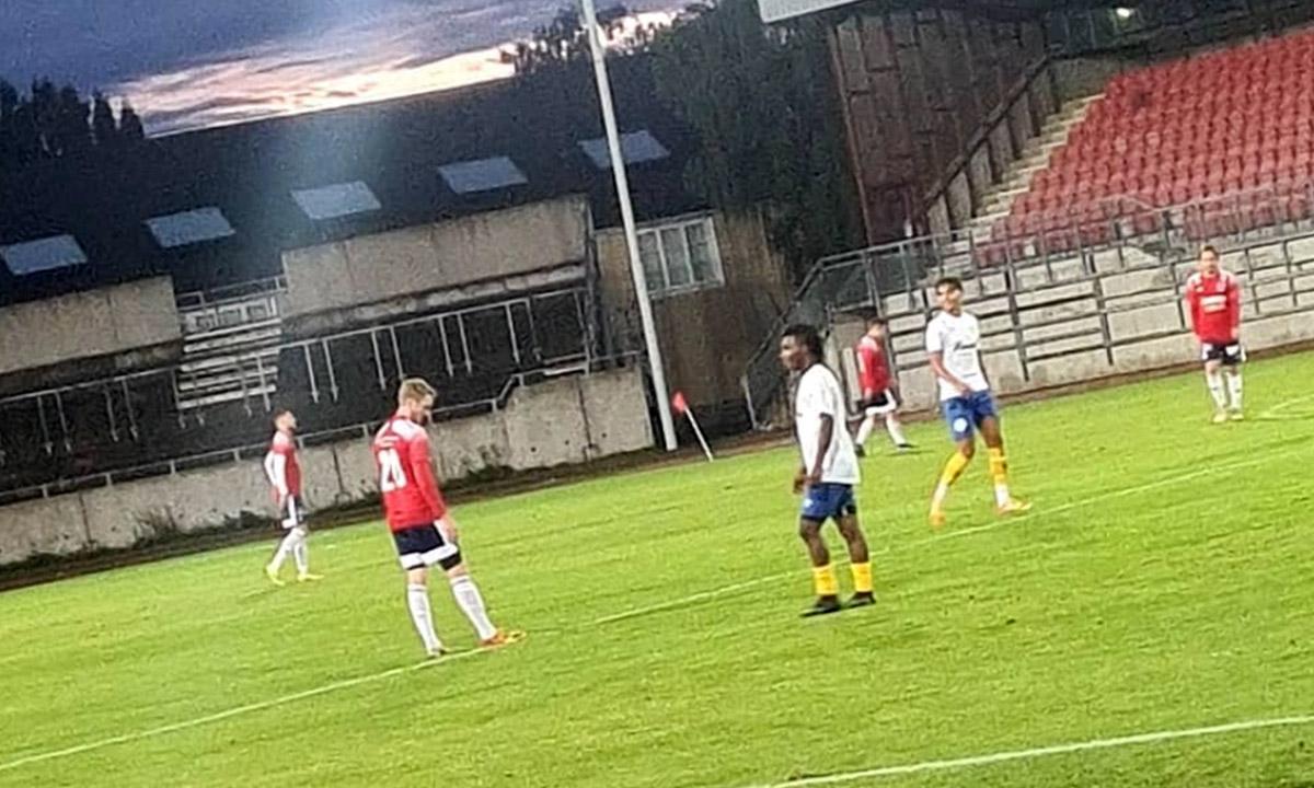 Football Primetime FC - Bergkvara AIF