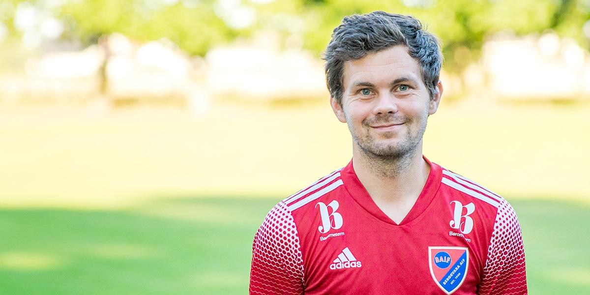 Robert Karlsson, Bergkvara AIF