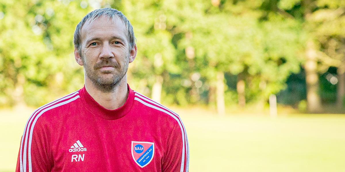 Roger Nilsson, Bergkvara AIF