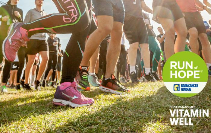 Bergkvara Run of Hope, 12 September 2020