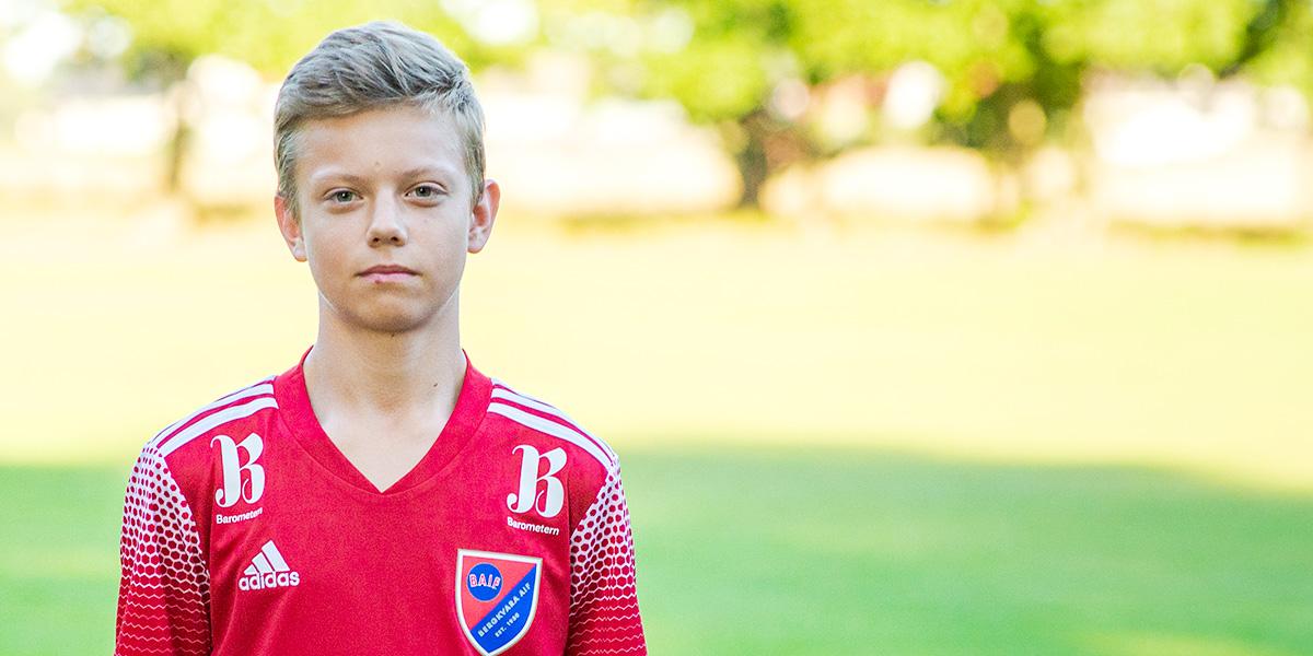 Svante Nyström, Bergkvara AIF