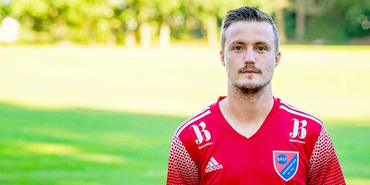 Tim Johansson, Bergkvara AIF