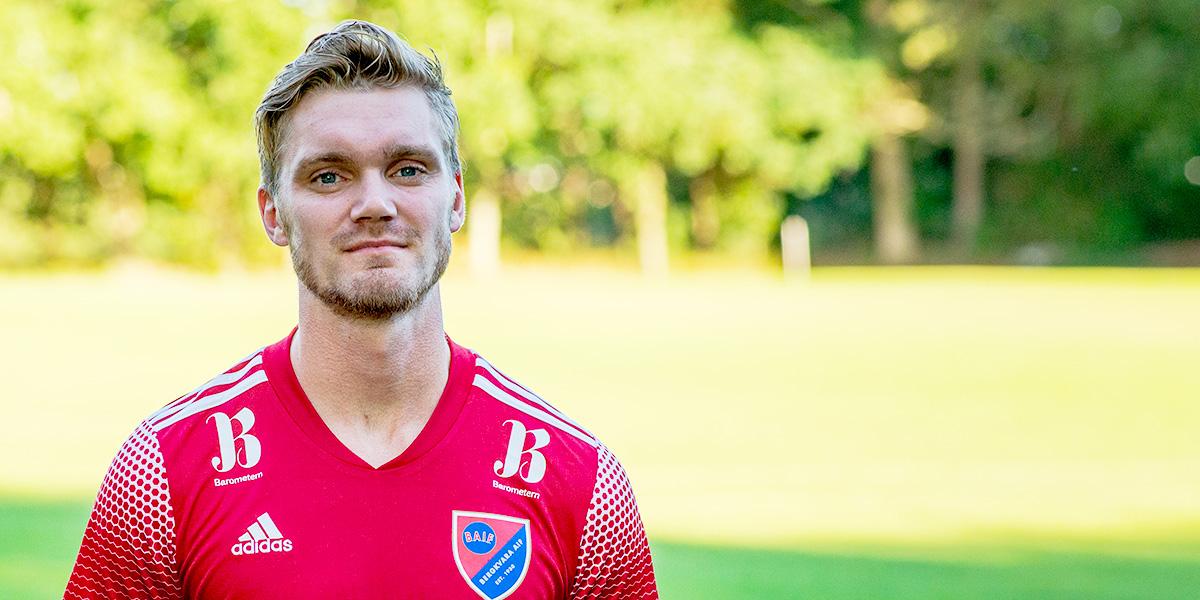 Viktor Martinsson, Bergkvara AIF
