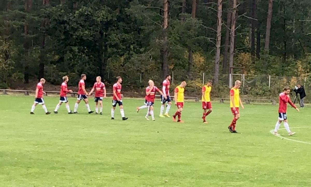 Ljungbyholms GoIF - Bergkvara AIF