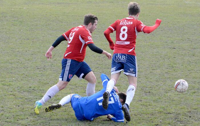 Bergkvara AIF - Söderåkra AIK