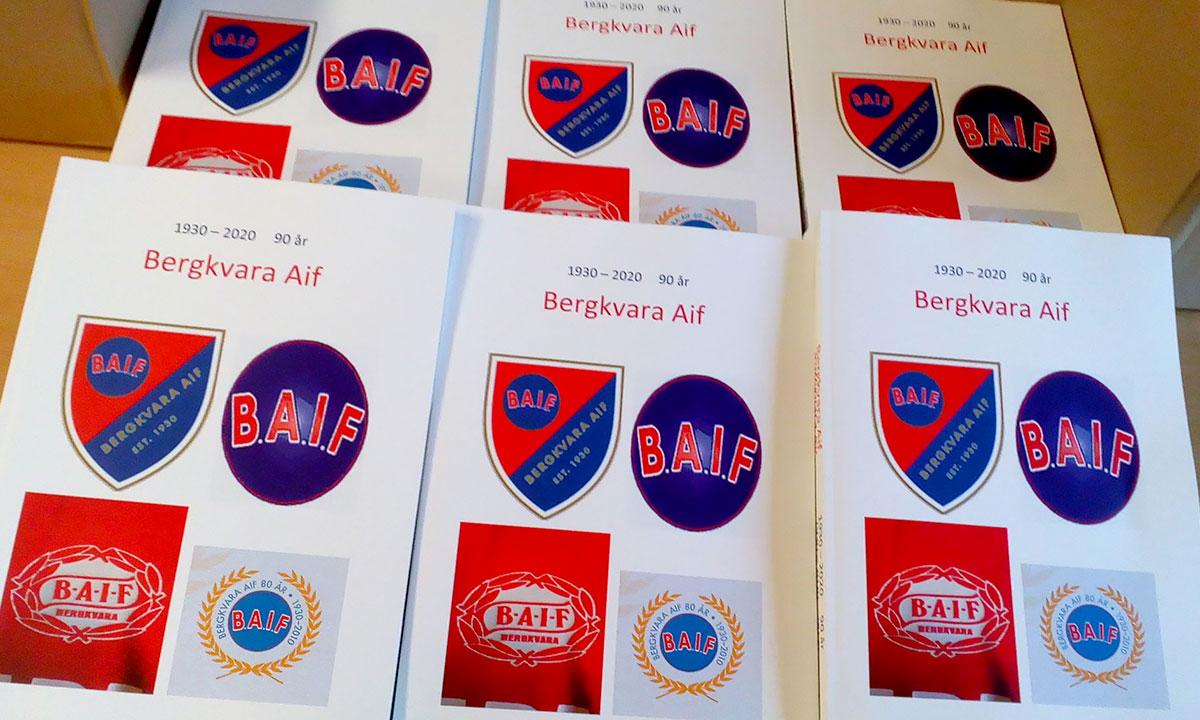 Boken om BAIF 90 år