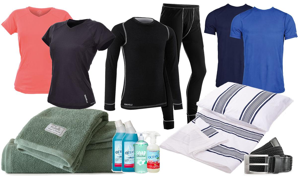 Bergkvara AIF säljer kläder från Ravelli.se