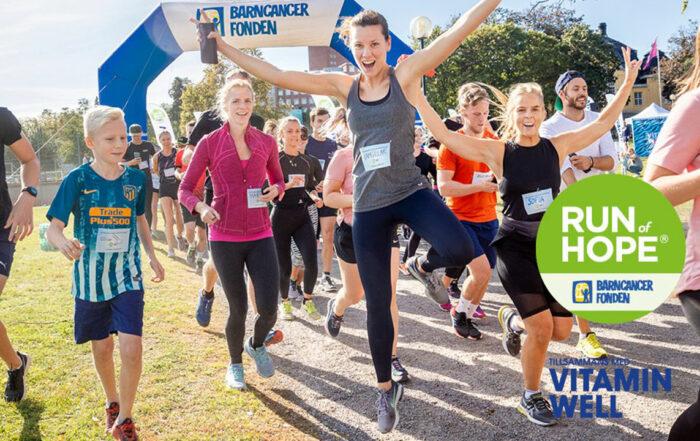 Bergkvara AIF - Run of Hope, 18 september 2021