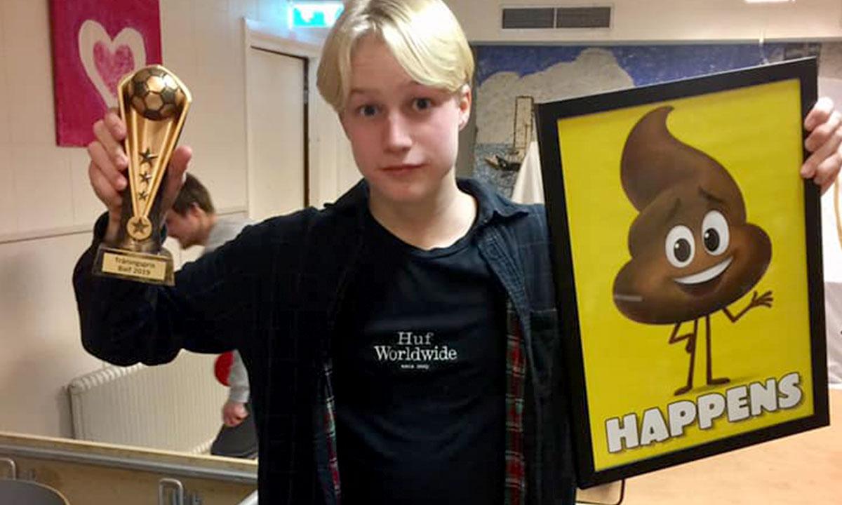 Bergkvara AIF årsfest, Måns Nilsson
